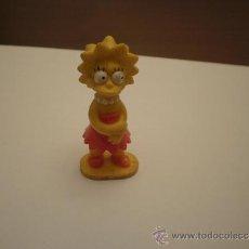 Figuras de Goma y PVC: LISA SIMPSON PVC LOS SIMPSON 1991. Lote 36744315