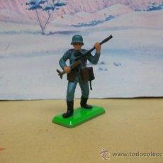 Figuras de Goma y PVC: SOLDADO ALEMAN DE BRITAINS - - FIGURA BRITAINS . Lote 36824504