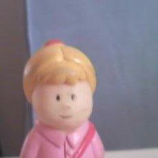 Figuras de Goma y PVC: ANTIGUA NIÑA COLEGIALA DE GOMA.. Lote 36912298