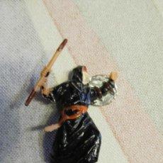 Figuras de Goma y PVC: M69 MUÑECO PLASTICO JECSAN ARABE BEN YUSUF CINTURON ROJO. Lote 38622325