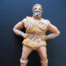 Figuras de Goma y PVC: ESTEREOPLAST : FIGURA DE TAURUS DEL COMIC EL JABATO ORIGINAL 100% AÑOS 60 . Lote 37138154