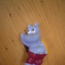 Figuras Kinder: MUÑECO DE KINDER SORPRESA HIPOPOTAMO. Lote 37145761