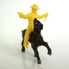 Figuras de Goma y PVC: SOTORRES VAQUERO +CABALLITO ALCA CAPELL- REF.2805. Lote 27413021