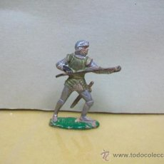 Figuras de Goma y PVC: FIGURA MEDIEVAL GOMA DE REAMSA - MEDIEVAL GOMA REAMSA. Lote 37149018