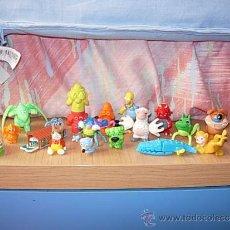 Figuras Kinder: LOTE FIGURAS KINDER ( PEQUEÑO CONEJITO NO INCLUIDO). Lote 86209671