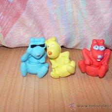 Figuras Kinder: FIGURAS KINDER SALTARINES. Lote 37350296