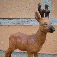 Figuras de Goma y PVC: FIGURA CIERVO SCHLEICH. Lote 37567921