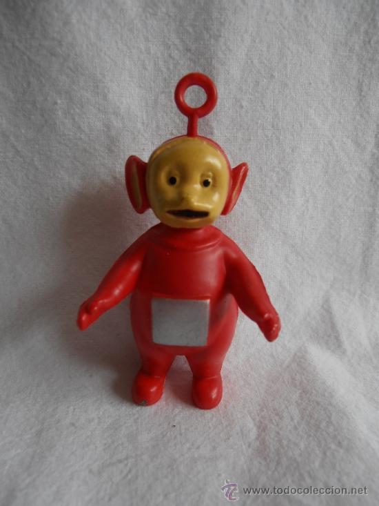 FIGURA PVC TELETUBBIES PO PO TELETUBBIE ROJO (Juguetes - Figuras de Goma y Pvc - Bully)
