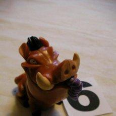 Figuras de Goma y PVC: JABALI DIBUJOS ANIMADOS. Lote 37662434