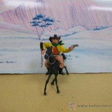 Figuras de Goma y PVC: VAQUERO DE COMANSI - FIGURA VAQUERO COMANSI - . Lote 37697315