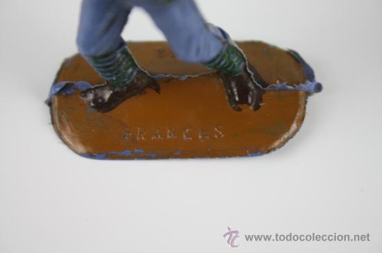 Figuras de Goma y PVC: GRAN LOTE DE SOLDADOS COMANSI EN PVC DE LA SERIE EJÉRCITOS DEL MUNDO - AÑOS 70 - Foto 9 - 37760646