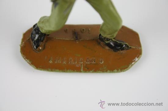 Figuras de Goma y PVC: GRAN LOTE DE SOLDADOS COMANSI EN PVC DE LA SERIE EJÉRCITOS DEL MUNDO - AÑOS 70 - Foto 11 - 37760646