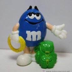 Figuras de Goma y PVC: PERSONAJE DE M YM S, M&M`S 6CMS / B7. Lote 37859868