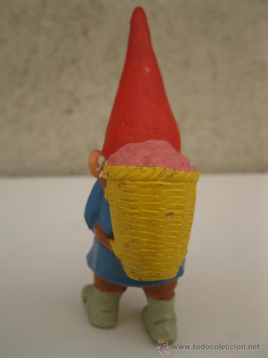 Figuras de Goma y PVC: DAVID EL GNOMO - FIGURA DE PVC - BRB. - Foto 2 - 37980351