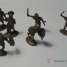 Figuras de Goma y PVC: LOTE DE SOLDADOS ROMANOS MONTAPLEX. Lote 38108868