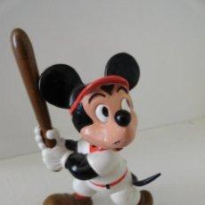 Figuras de Goma y PVC: FIGURA MICKEY BEISBALL COMICS SPAIN . Lote 38109283