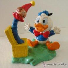 Figuras de Goma y PVC: PATO DONAL BABY DE BULLY DISNEY. Lote 38113585