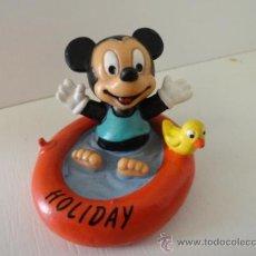 Figuras de Goma y PVC: FIGURA DE PVC - MICKEY BABY - MARCA BULLY. Lote 38114522
