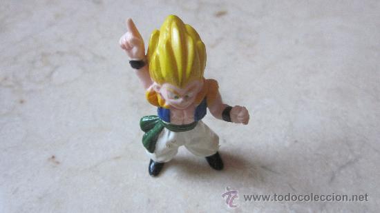 FIGURA DRAGON BALL 1989 (Juguetes - Figuras de Goma y Pvc - Otras)