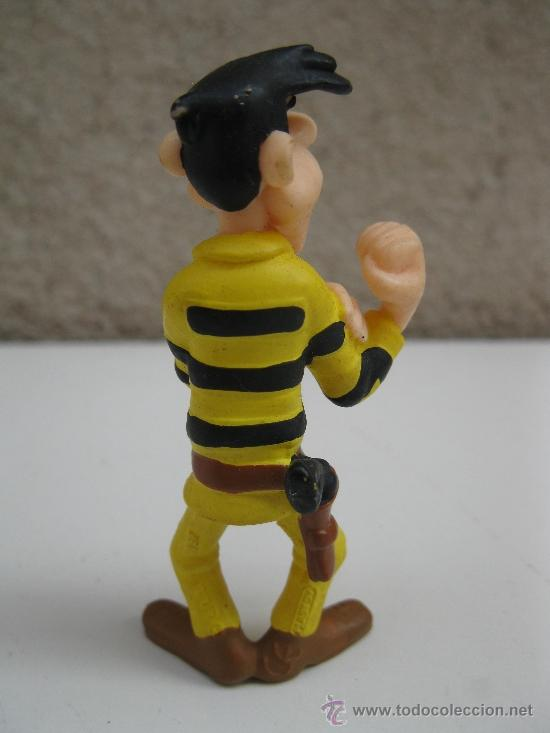 Figuras de Goma y PVC: AVERELL DALTON - LOS HERMANOS DALTON - PERSONAJE DE LUCKY LUKE - FIGURA DE PVC - PLASTOY. - Foto 2 - 38237350