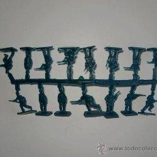 Figuras de Goma y PVC: MONTAPLEX 1 COLADA RUSIA DEL ZAR DEL SOBRE Nº 164 - COLOR AZUL. Lote 52568100