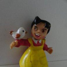 Figuras de Goma y PVC: HEIDI - FIGURA DE PVC - COMICS SPAIN - TAURUS FILMS.. Lote 38357509
