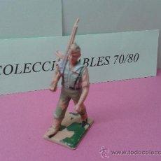 Figuras de Goma y PVC: FIGURA SOLDADO LEGIONARIO REAMSA DESFILANDO ORIGINAL. Lote 38481007