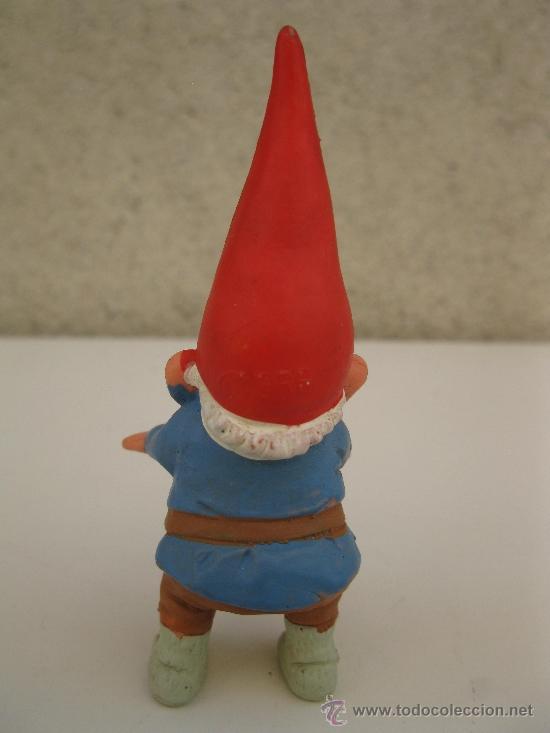 Figuras de Goma y PVC: DAVID EL GNOMO - FIGURA DE PVC - BRB. - Foto 2 - 38513391