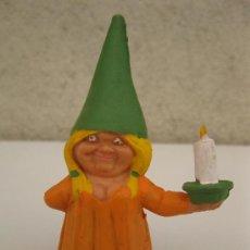 Figuras de Goma y PVC: LISA - PERSONAJE DE DAVID EL GNOMO - FIGURA DE PVC - BRB.. Lote 38513756