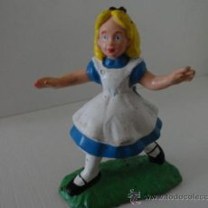 Figuras de Goma y PVC: FIGURA DISNEY BULLY BULLYLAND ALICIA. Lote 38575298