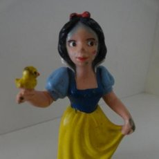 Figuras de Goma y PVC: FIGURA DISNEY BULLY BULLYLAND BLANCANIEVES. Lote 38575324