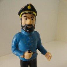 Figuras de Goma y PVC: FIGURA COMICS SPAIN TINTIN CAPITAN HADDOCK. Lote 38623708