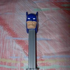 Dispensador Pez: DISPENSADOR CARAMELOS PEZ BATMAN. Lote 38626569
