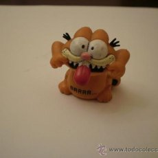 Figuras de Goma y PVC: BULLY GARFIELD MADE IN WEST GERMANY PVC AÑOS 80. Lote 38628318