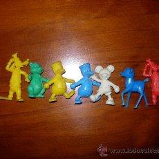 Figuras de Goma y PVC: LOTE DISNEY DUNKIN. Lote 38630887