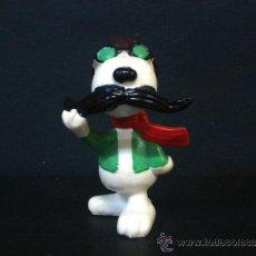 Figuras de Goma y PVC: FIGURA O MUÑECO GOMA PVC - SNOOPY -AVIADOR - SCHLEICH. Lote 38702783
