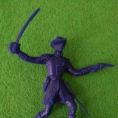 Figuras de Goma y PVC: COMANSI SEPTIMO DE CABALLERIA. Lote 38708668
