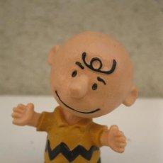 Figuras de Goma y PVC: CHARLIE BROWN - FIGURA DE PVC - SCHULZ - SNOOPY - SCHLEICH - GERMANY.. Lote 38722838