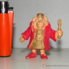 Figuras de Goma y PVC: FIGURA DE GOMA BLANDA AÑOS 80 DOCON DANONE SERIE SYLVAN REY CHARLES. Lote 38732418