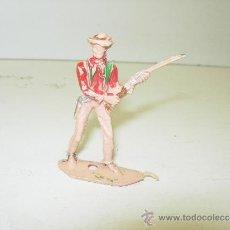 Figuras de Goma y PVC: COWBOY VAQUERO DE COMANSI 50 MM. Lote 38734438
