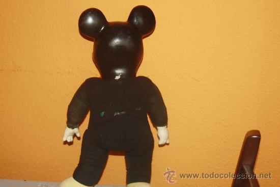 Figuras de Goma y PVC: raton miky cabeza y manos de goma - Foto 2 - 38735627