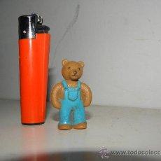 Figuras de Goma y PVC: FIGURA DE GOMA BLANDA OSITO . Lote 38738796
