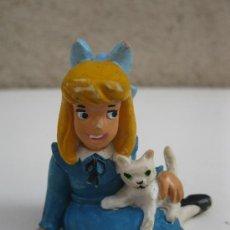 Figuras de Goma y PVC: CLARA - PERSONAJE DE HEIDI - FIGURA DE PVC - COMICS SPAIN - TAURUS FILMS.. Lote 38769942