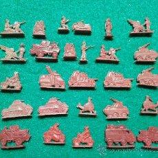 Figuras de Goma y PVC: MONTAPLEX SOBRE SORPRESA. Lote 38813542