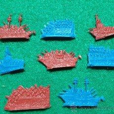 Figuras de Goma y PVC: MONTAPLEX SOBRE SORPRESA. Lote 38813561