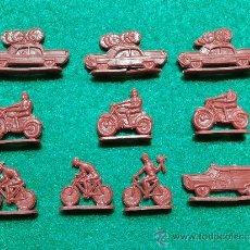 Figuras de Goma y PVC: MONTAPLEX SOBRE SORPRESA. Lote 38813608