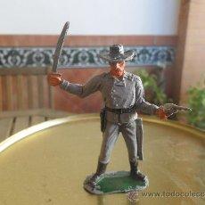 Figuras de Borracha e PVC: SOLDADO O CABALLO POSIBLEMENTE REAMSA. Lote 38853266