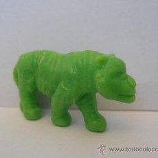 Figuras de Goma y PVC - FIGURA DUNKIN PREMIUM TIGRE VERDE LIBRO DE LA SELVA - 39490538