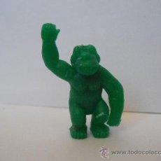 Figuras de Goma y PVC: FIGURA DUNKIN PREMIUM GORILA VERDE LIBRO DE LA SELVA. Lote 39490852
