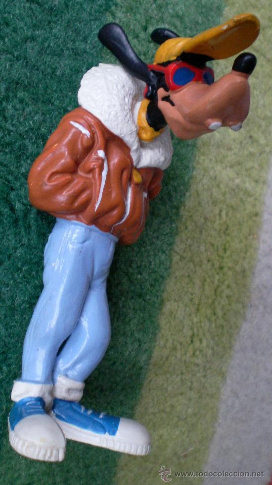 FIGURA GOOFY BULLY 1988 WALT DISNEY (Juguetes - Figuras de Goma y Pvc - Bully)